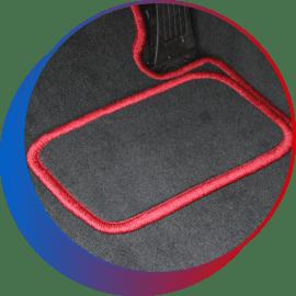 Подпятник коврика